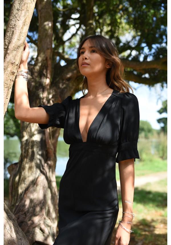 Robe QUEEN noire
