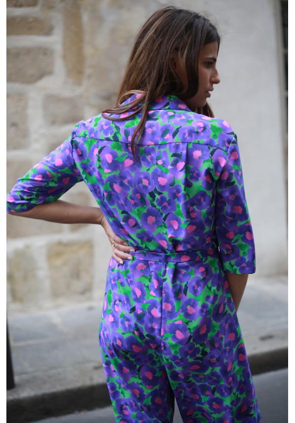 Combi RIHANNA pop violet