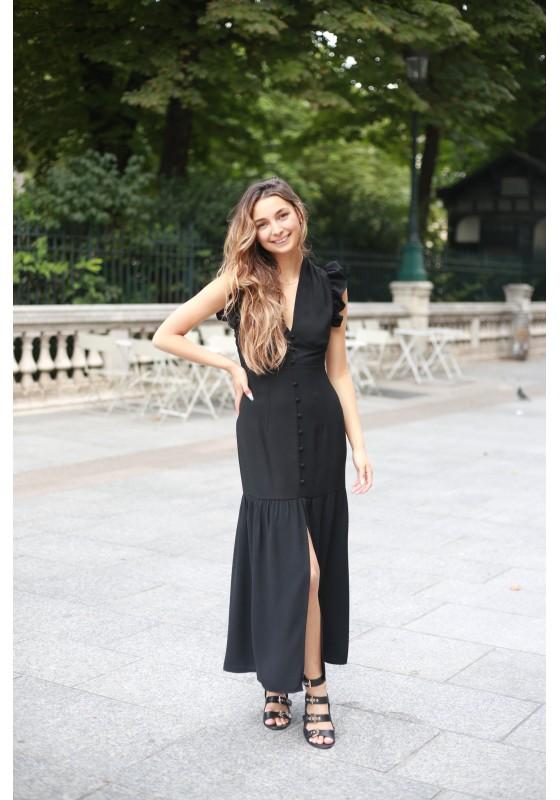 Dress DAISY black