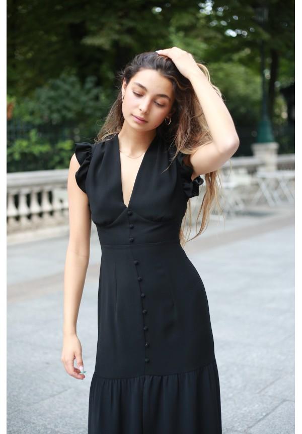 Robe DAISY noire